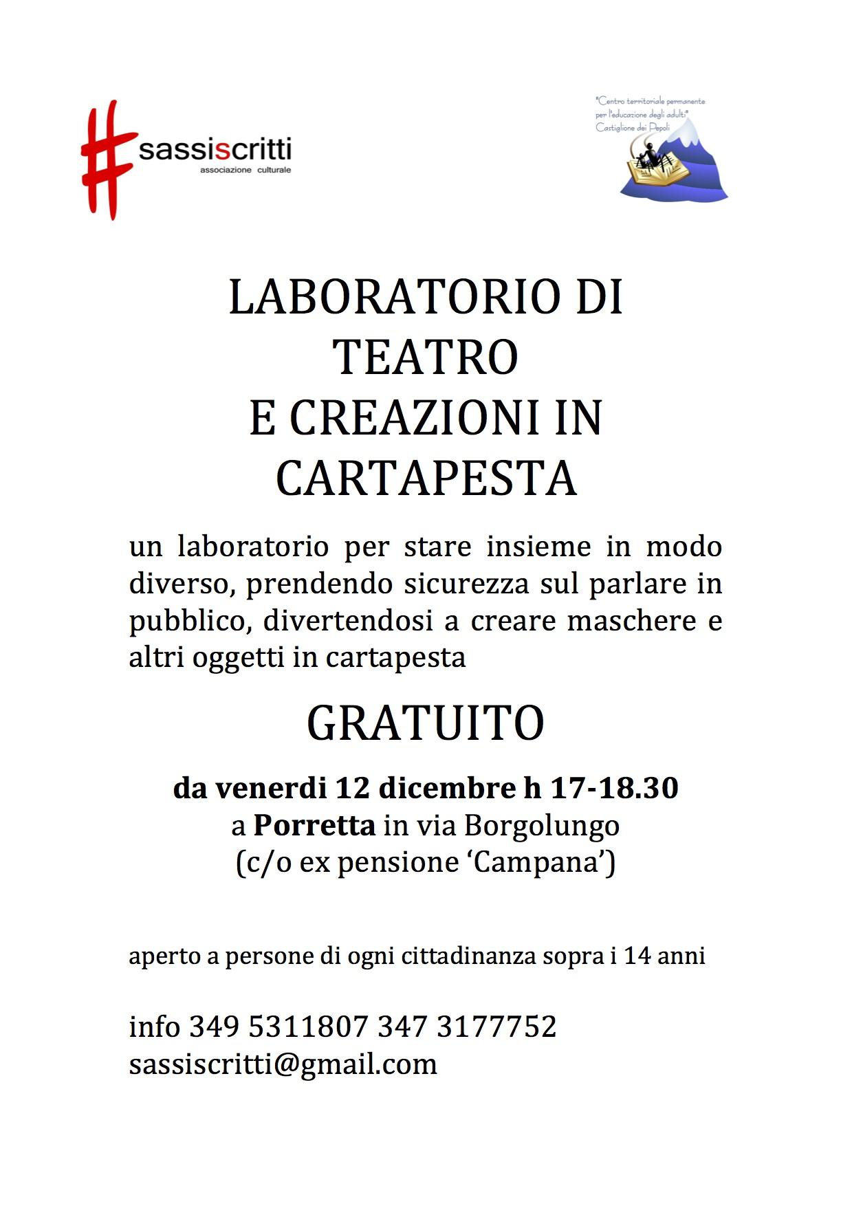 Volantino Burattini